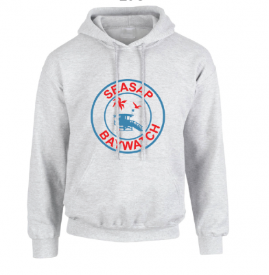 sweat capuche baywatch