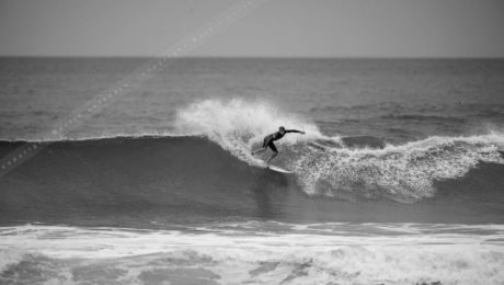 Photo de Damien en surf