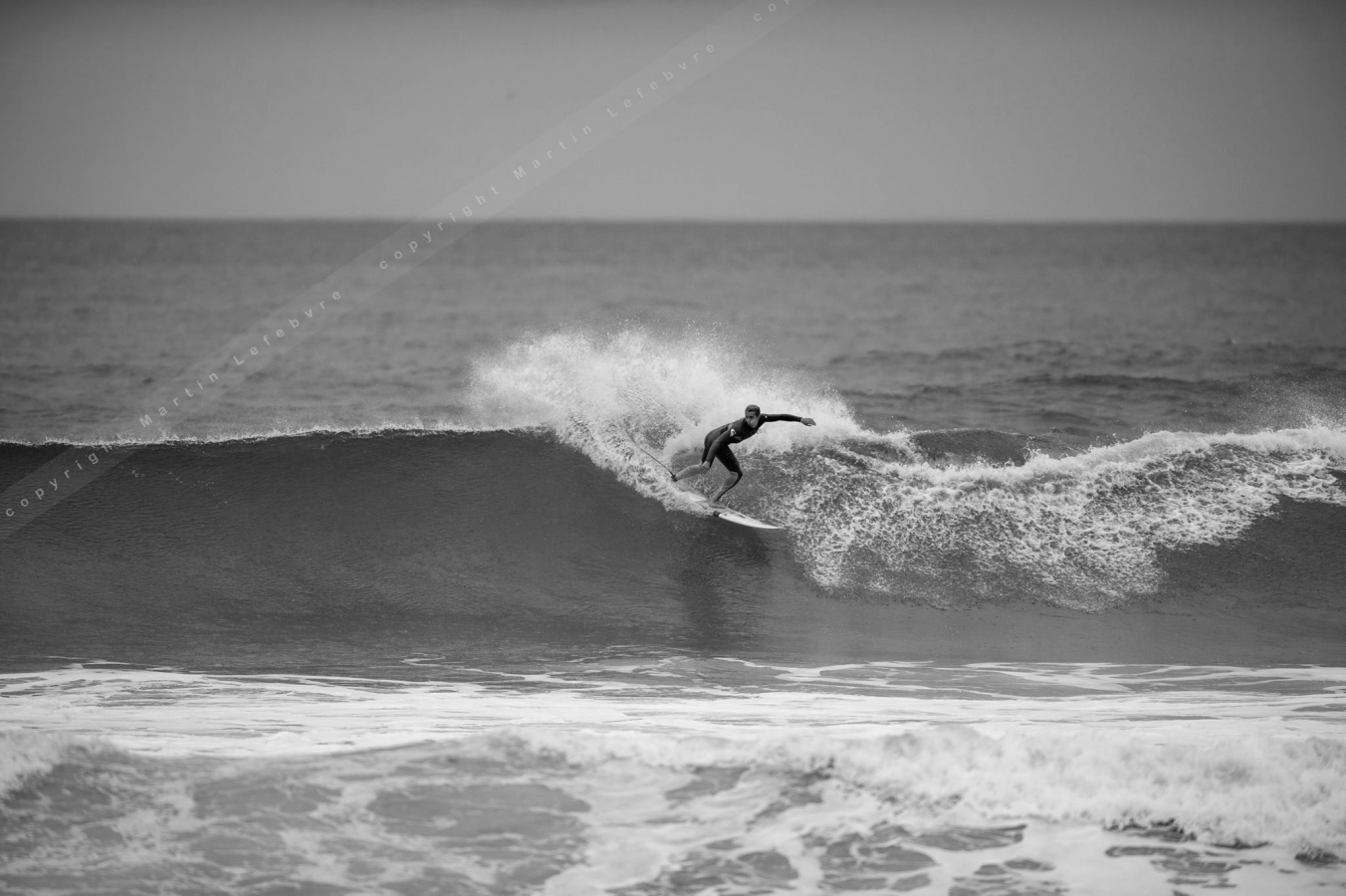 Photo de Damien en surf